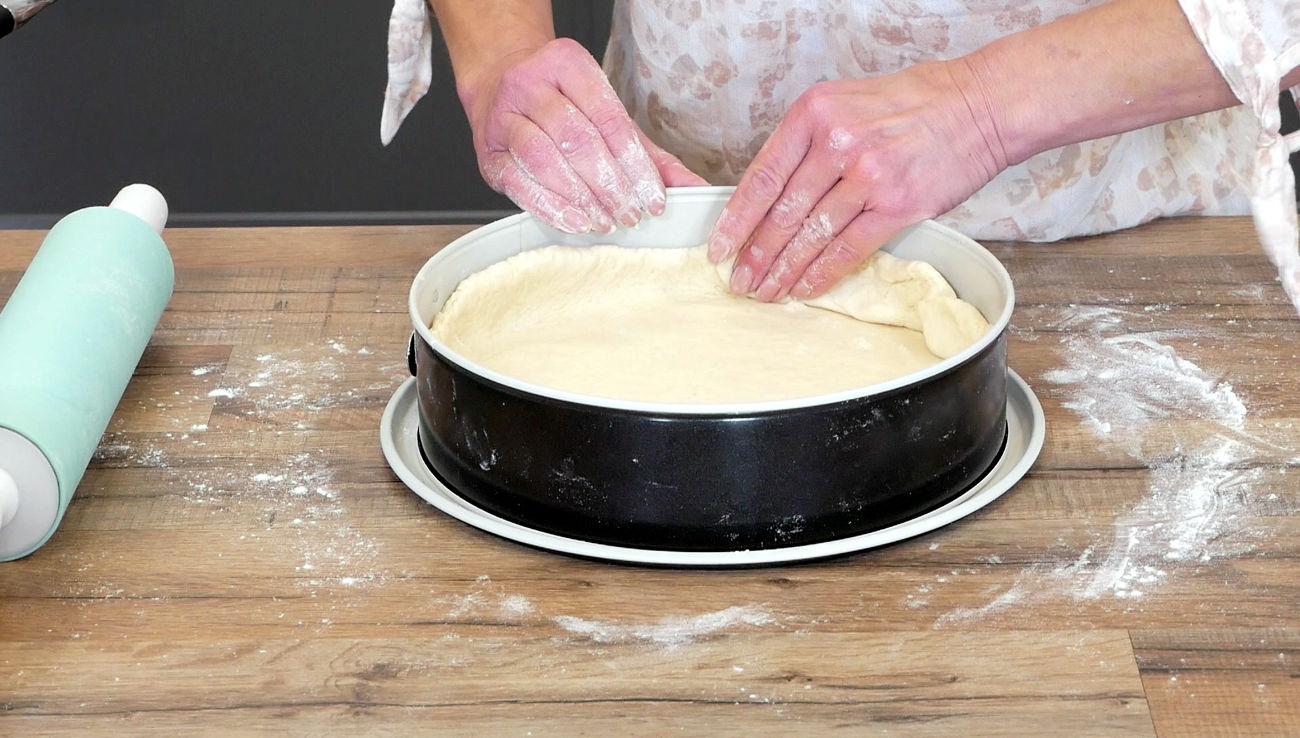 Zwiebelkuchen ohne hefe