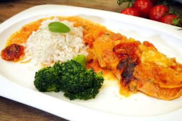 Gorgonzola Schnitzel