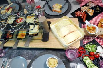 Raclette Ideen